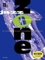 Jazz Zone James Rae Partition Saxophone - laflutedepan.com