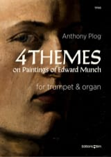 Anthony Plog - 4 Themes On Paintings Of Edward Munch - Partition - di-arezzo.fr