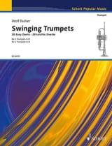 Swinging trumpets - 20 Easy duets Wolf Escher laflutedepan.com