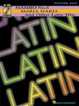 Latin Partition Saxophone - laflutedepan.com