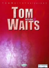 Tom Waits - Anthology 1973-1982 - Sheet Music - di-arezzo.com