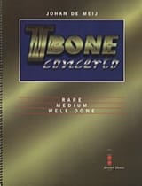 T-Bone Concerto - Johan De Meij - Partition - laflutedepan.com