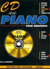Thierry Masson - CD auf Klavier - Noten - di-arezzo.de