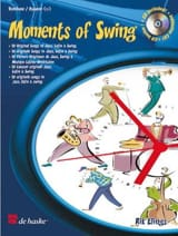 Moments Of Swing Rik Elings Partition Trombone - laflutedepan