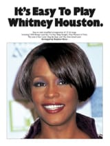Whitney Houston - It's easy to play Whitney Houston - Sheet Music - di-arezzo.com
