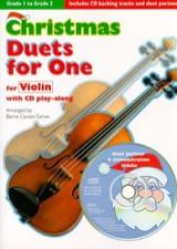 Christmas Duets For One Partition Violon - laflutedepan.com