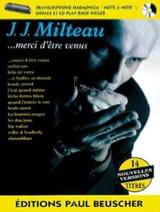 Merci D' Etre Venu Jean Jacques Milteau Partition laflutedepan.com