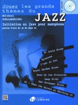 Michel Pellegrino - Play the great themes of jazz volume 2 - Sheet Music - di-arezzo.co.uk