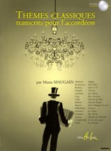 Manu Maugain - Transcribed Classical Themes for Accordion - Sheet Music - di-arezzo.co.uk