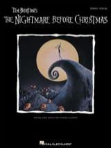 Danny Elfman - L' Etrange Noël de Monsieur Jack - Musique du Film - Partition - di-arezzo.fr