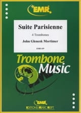 Suite Parisienne John Glenesk Mortimer Partition laflutedepan.com