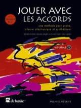 Jouer Avec les Accords Volume 1 Michiel Merkies laflutedepan.com