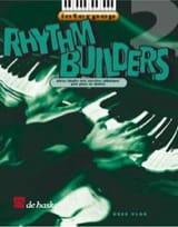 Kees Vlak - Rhythm Builders Niveau 1-2 - Partition - di-arezzo.fr