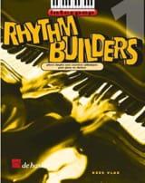 Rhythm Builders Niveau 1 Kees Vlak Partition Jazz - laflutedepan