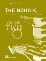 Paul Triepels - The Boogie Volume 2 - Partition - di-arezzo.fr