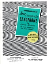 Lennie Niehaus - Intermediate Jazz Conception For Saxophone - Partition - di-arezzo.fr