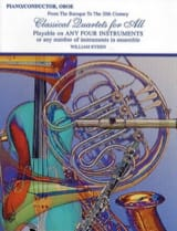 Classical Quartets For All Partition Trombone - laflutedepan.com