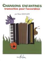 Manu Maugain - Children's songs - Sheet Music - di-arezzo.com