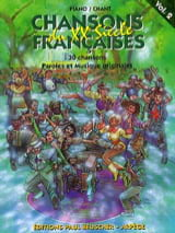 Chansons Françaises du 20e siècle volume 2 - laflutedepan.com