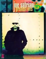 Joe Satriani - Greatest Hits - Partition - di-arezzo.fr