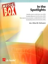In the spotlights - music box Partition ENSEMBLES - laflutedepan.com