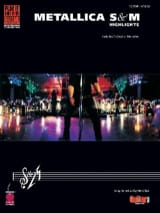 S & M Highlights Metallica Partition Pop / Rock - laflutedepan