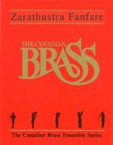 Zarathustra Fanfare - Richard Strauss - Partition - laflutedepan.com