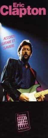 Paroles & Accords Eric Clapton Partition laflutedepan.com