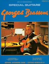 Georges Brassens - 40 Chansons - Spécial Guitare Album 2 - Sheet Music - di-arezzo.co.uk