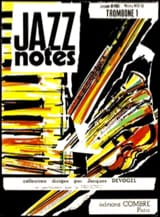 - Jazz notes trombone 1 - Partition - di-arezzo.fr