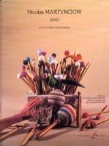 Nicolas Martynciow - Zoo - Sheet Music - di-arezzo.co.uk