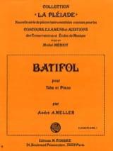Batifol - André Ameller - Partition - Tuba - laflutedepan.com