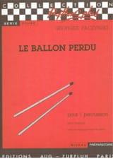 Georges Paczynski - Le Ballon Perdu - Partition - di-arezzo.fr