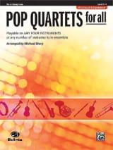 Pop quartets for all - Revised & Updated - laflutedepan.com