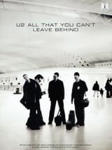 U2 - All That You Can not Leave Behind - Sheet Music - di-arezzo.com