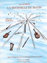 La Sentinelle du Matin Jean Sichler Partition laflutedepan.com