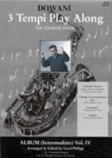 - 3 Tempi Play Along, Album Intermediate Volume 4 - Sheet Music - di-arezzo.co.uk