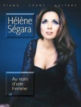 Au Nom D' Une Femme Helène Ségara Partition laflutedepan.com