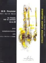 Marie-Hélène Fournier - Le Fusain Fuit la Gomme - Partition - di-arezzo.fr
