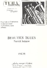 Patrick Salmon - Beauties Blues - Partition - di-arezzo.fr