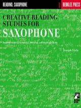 Creative Reading Studies For Saxophone Joseph Viola laflutedepan.com