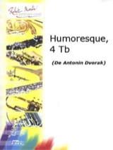 Antonin Dvorák - Humoresque - Partition - di-arezzo.fr