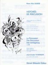 Histoires de Percussion Volume 3 - le Moqueur laflutedepan.com