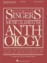 The Singer's Musical Theatre Anthology Volume 3 - Baritone / Bass - laflutedepan.com