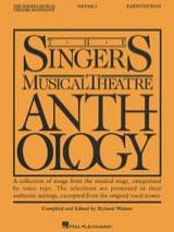 The Singer's Musical Theatre Anthology Volume 2 - Baritone / Bass - laflutedepan.com
