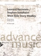 West Side Story Medley BERNSTEIN Partition laflutedepan