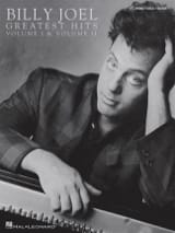 Billy Joel - Greatest Hits Volume 1 - 2 - Sheet Music - di-arezzo.com