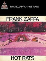 Frank Zappa - Hot Rats - Partition - di-arezzo.fr
