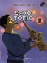 Saxo Tonic Volume 2 Jérôme Naulais Partition laflutedepan.com