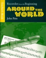 Recorder From The Beginning - Around The World laflutedepan.com